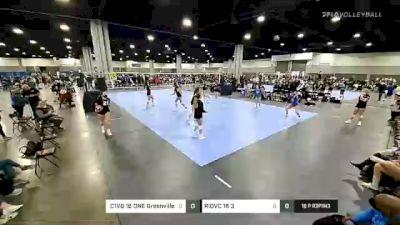 C1VB 16 ONE Greenville vs RIOVC 16 3 - 2021 Lil Big South