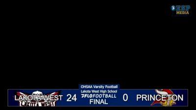 Replay: Lakota West vs Princeton | Sep 10 @ 10 PM