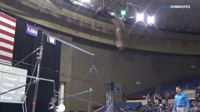 Nia Dennis - Bars, UCLA - Metroplex Challenge (NCAA)