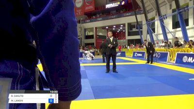 Renato Canuto vs Michael Langhi 2018 IBJJF World Championships
