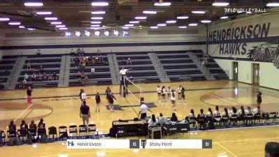 Hendrickson vs Stony Point - 2021 Stony Point vs Hendrickson
