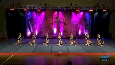 Cheer Infinity Allstars - Lady Rain [2021 L3 Senior - D2 - Small] 2021 Sweetheart Classic: Myrtle Beach