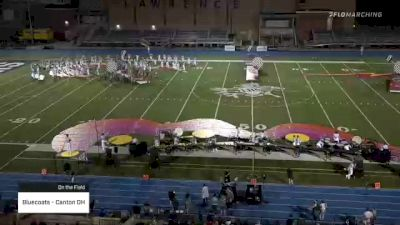 Bluecoats - Canton OH at 2021 East Coast Classic