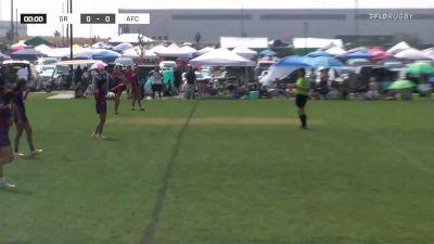 Maui Wahine vs. Rockymouthin - 2021 NAI 7s