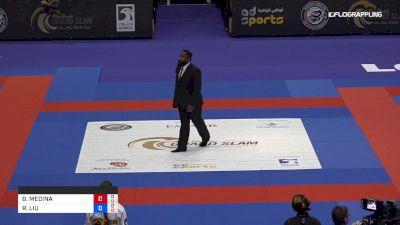 BLANCA MEDINA vs REBECCA LIU 2019 Abu Dhabi Grand Slam London