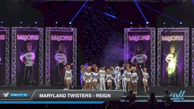Maryland Twisters - Reign [2019 Medium Coed Day 1] 2019 The MAJORS