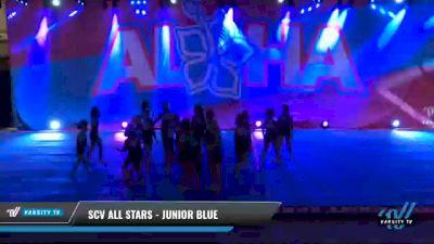 SCV All Stars - Junior Blue [2021 L4 Junior - Small Day 2] 2021 Aloha DI & DII Championships