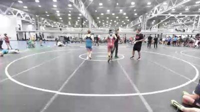 145 lbs Prelims - Kamila Castro, Misfits Code Red vs Zoe Hussar, Buckeye Girls