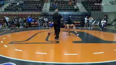 143 lbs Prelims - Waipuilani Estrella-Beauchamp, Midland vs Maryellen Lafferty, Texas Wesleyan