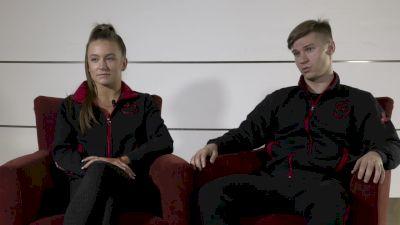 Interview with Gorodilov and Bergmannova