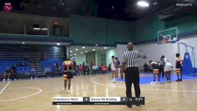 Garner Rd Bulldogs vs. Greensboro Warrior - 2021 AAU Boys World Championships (13U/7th Grade)