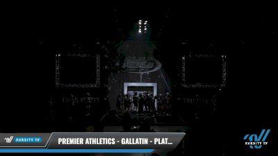 Premier Athletics - Gallatin - Platinum [2021 L3 Senior Coed Day 2] 2021 The U.S. Finals: Louisville