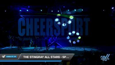 The Stingray Allstars - Marietta - Spice [2019 Senior Large Restricted 5 Day 2] 2019 CHEERSPORT Nationals
