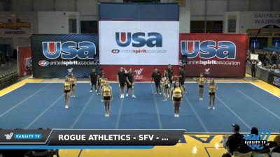 Rogue Athletics - SFV - Smoke [2021 L6 International Open Coed - NT Day 1] 2021 USA Reach the Beach Spirit Competition