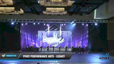 Pivot Performance Arts - Legacy [2021 Senior - Pom Day 2] 2021 ACP Power Dance Nationals & TX State Championship