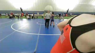 118 lbs Rr Rnd 5 - Matthew Patterson, Middleborough vs Kai Ly, KRAZY Monkeys