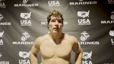 Alex Dieringer Knows What He Needs To Do To Beat Burroughs