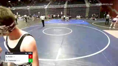 152 lbs 5th Place - Dylan Chelewski, Colorado Outlaws vs David Pullin, Air Academy