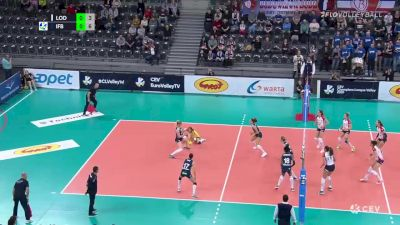 Full Replay - Budowlani Lodz vs Fenerbance O Instanbul