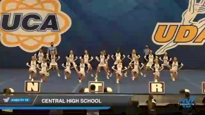 Central High School [2020 Medium Varsity Day 2] 2020 UCA Magnolia Championship