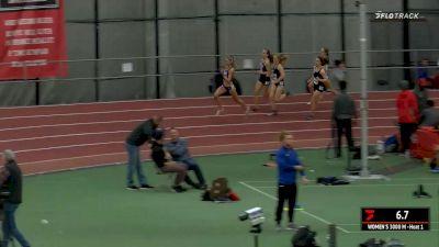 Women's 3k, Heat 1 - Jessica Hull 8:56, Mary Cain 9:07!