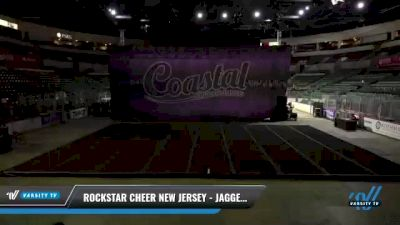 Rockstar Cheer New Jersey - Jagged Edge [2021 L6 International Open Coed - NT] 2021 Coastal: The Garden State Battle