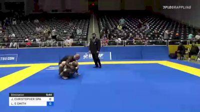 JEREMY CHRISTOPHER SPARKS vs LOGAN S SMITH 2021 World IBJJF Jiu-Jitsu No-Gi Championship