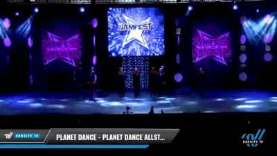 Planet Dance - Planet Dance Allstar Senior Pom [2021 Senior - Pom - Small Day 2] 2021 JAMfest: Dance Super Nationals