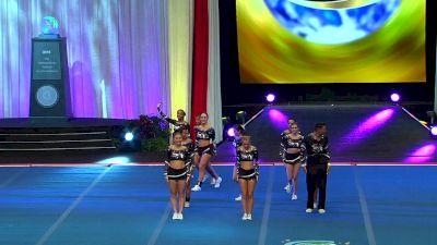 San Antonio Spirit - Team Smoke [2018 Senior X-Small Coed Finals] The Cheerleading Worlds