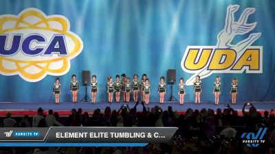 - Element Elite Tumbling & Cheer - Youth Cobalt [2019 Youth 3 Day 2] 2019 UCA Bluegrass Championship