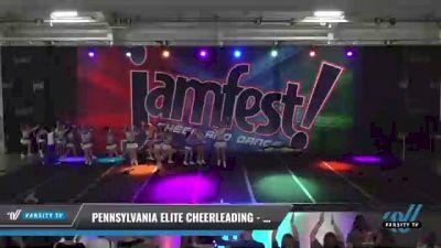 Pennsylvania Elite Cheerleading - Generation X [2021 L5 Senior Coed Day 2] 2021 JAMfest: Liberty JAM