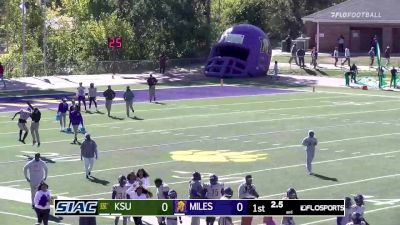 REPLAY: Kentucky State vs Miles College