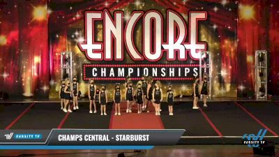 Champs Central - Starburst [2021 L1 Youth - D2 Day 1] 2021 Encore Championships: Pittsburgh Area DI & DII