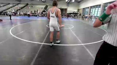 184 lbs Consi Of 8 #1 - Jaimeson Shea, Cougar Wrestling Club vs Michael Gregg, Collingswood