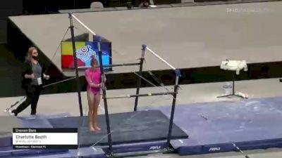 Charlotte Booth - Bars, Brandy Johnson's - 2021 US Championships