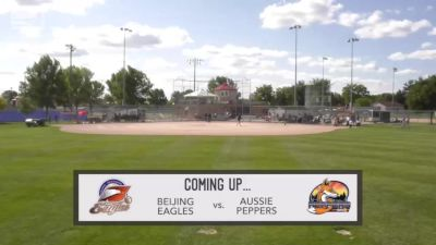 Full Replay - 2019 Beijing Eagles vs Aussie Peppers | NPF - Beijing Eagles vs Aussie Peppers | NPF - Jun 12, 2019 at 4:54 PM CDT