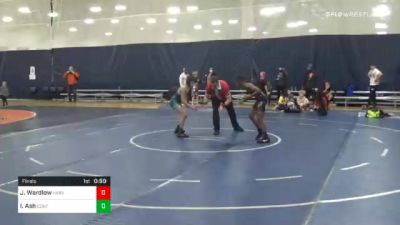 95 lbs Final - Justin Wardlow, Harvey Twisters vs Isaac Ash, Contender Wrestling Academy
