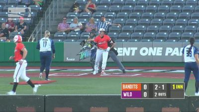 Full Replay - 2019 Chicago Bandits vs Canadian Wild   NPF - Chicago Bandits vs Canadian Wild   NPF - Jun 20, 2019 at 8:16 PM EDT