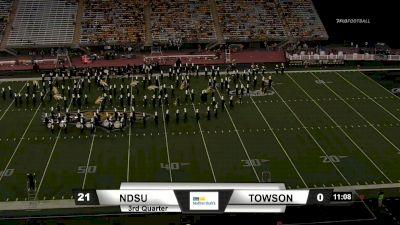 Replay: North Dakota State vs Towson - 2021 North Dakota St vs Towson | Sep 18 @ 6 PM