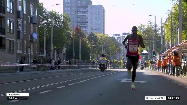 Replay: Rotterdam Marathon | Oct 24 @ 8 AM