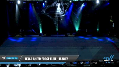 Texas Cheer Force Elite - FLAMEZ [2021 L1.1 Youth - PREP - Small - A Day 2] 2021 The U.S. Finals: Pensacola
