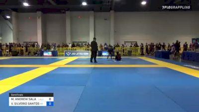 HANNAH SHARP vs ANA PAULA CARDOSO DO NAS 2021 American National IBJJF Jiu-Jitsu Championship