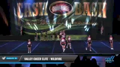 Valley Cheer Elite - Wildfire [2021 L2.2 Youth - PREP - D2 Day 1] 2021 ACP Cash Bash Championship