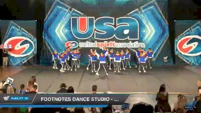 Footnotes Dance Studio - Footnotes Fusion [2019 Open Coed Hip Hop Day 2] 2019 USA All Star Championships