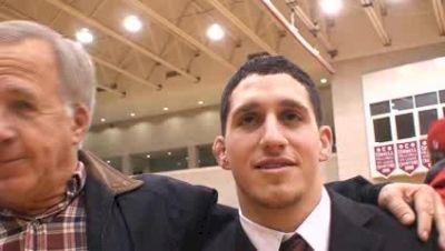 Cory Cooperman and Buzz Bishop