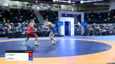 67 kg 3rd Place - Lenny Merkin, New York Athletic Club vs Anthony Abidin, West Point Wrestling Club