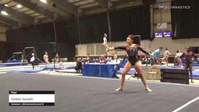Sydney Hayashi - Floor - 2020 Buckeye Classic