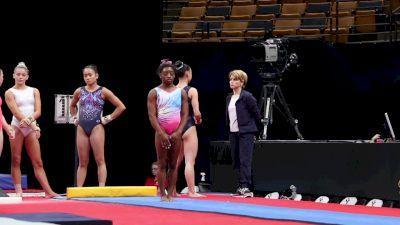 Simone Biles - Vault - 2018 US Championships Podium Training