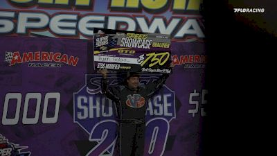Ryan Godown Turns The Page With Speed Showcase Qualifier Win