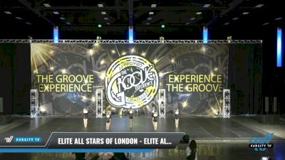 Elite All Stars of London - Elite All Stars of London [2021 Mini - Pom Day 2] 2021 Groove Dance Nationals